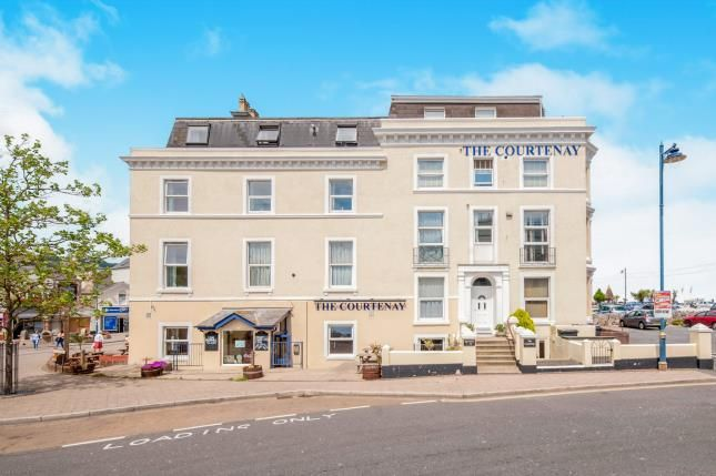 Thumbnail Flat for sale in Courtenay Place, Teignmouth, Devon