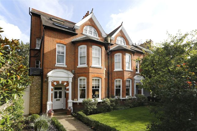Thumbnail Semi-detached house for sale in Westover Road, Wandsworth, London