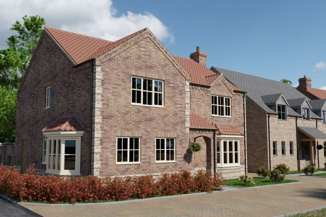 Thumbnail Detached house for sale in Plot 10, Saint Germaine Way, Scothern, Lincoln