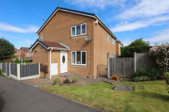 Thumbnail Town house for sale in Ringwood Road, Sothall, Sheffield