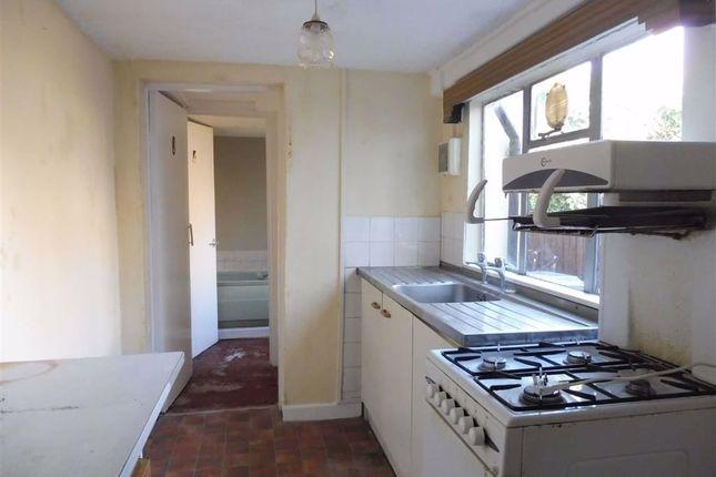 Kitchen: of 38, Upper Church Street, Oswestry, Shropshire SY11