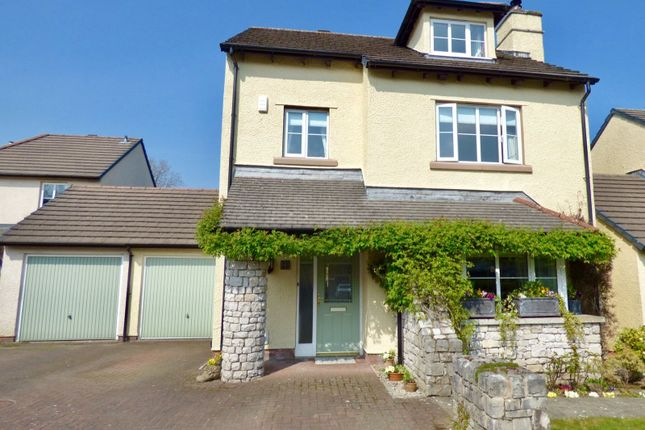 Thumbnail Link-detached house for sale in Hawthorn Gardens, Kendal, Cumbria
