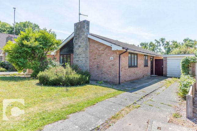 Thumbnail Detached bungalow to rent in Beechways Drive, Neston, Cheshire