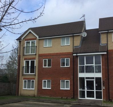 1 bed flat to rent in Braeburn Walk, Royston SG8