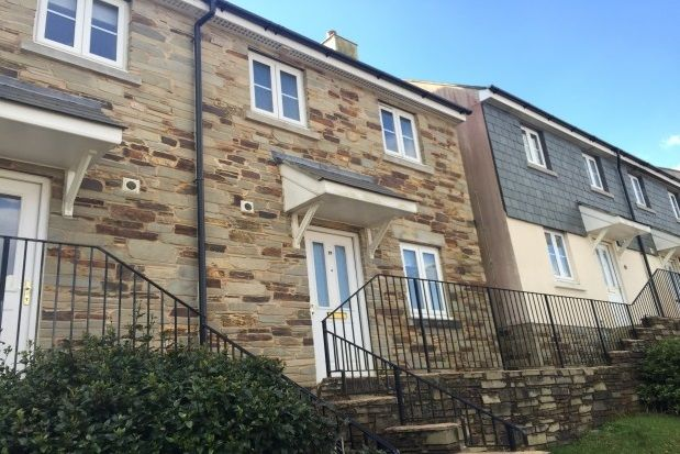 Thumbnail Property to rent in Liskerrett Road, Liskeard
