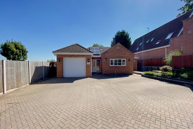 Thumbnail Detached bungalow for sale in Owlers Lane, Littleover, Derby