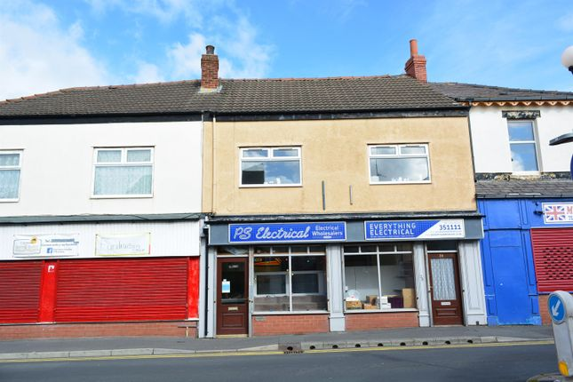 Thumbnail Commercial property for sale in Pleasant Street, Blackpool