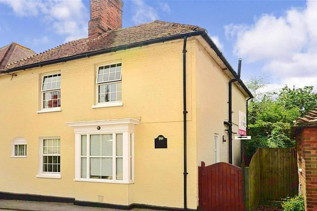 Thumbnail Semi-detached house for sale in High Street, Maresfield, Uckfield, East Sussex