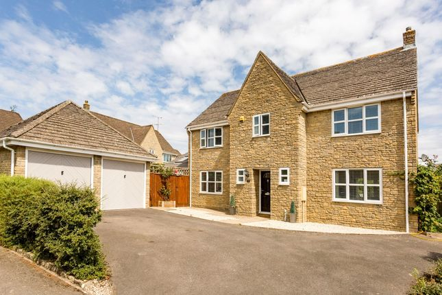 Thumbnail Detached house to rent in Tetbury, Gloucestershire