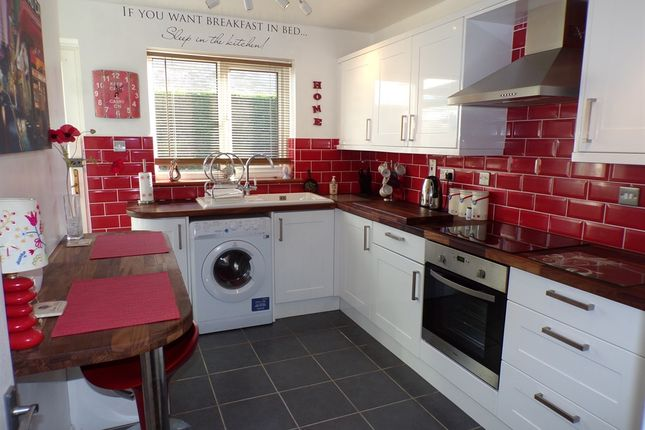 Thumbnail Link-detached house for sale in North Acre, Longparish, Andover