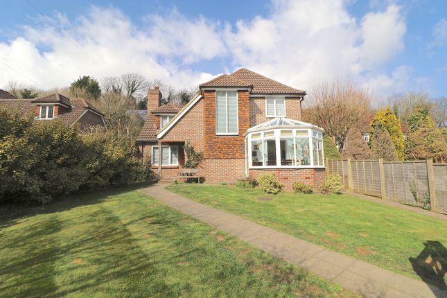 Thumbnail Detached house for sale in Filching, Polegate