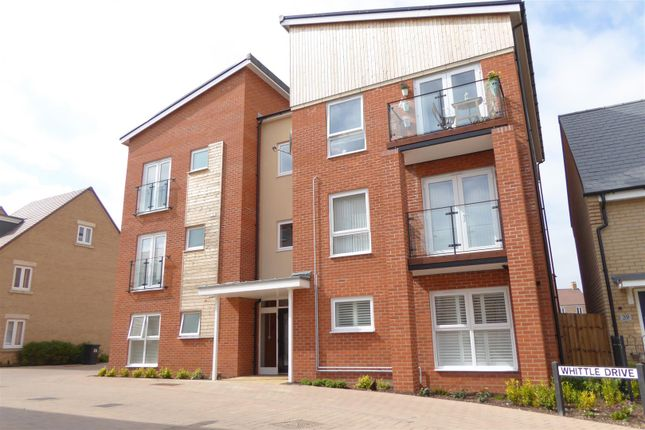 Thumbnail Flat for sale in Whittle Drive, Biggleswade