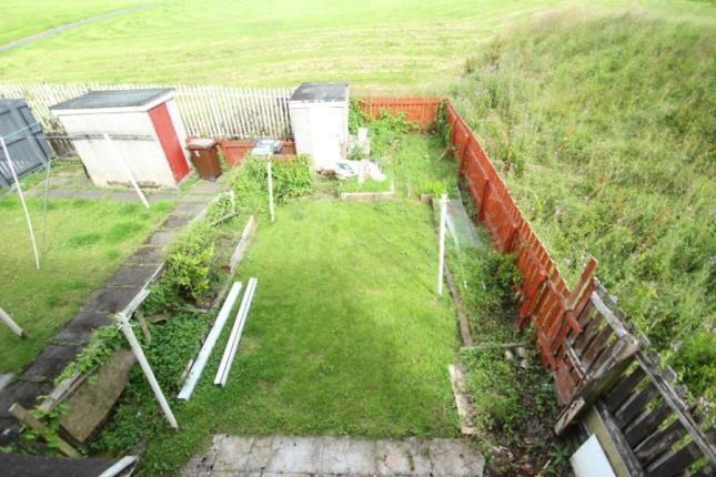 Garden of Aitkenhead Road, Chapelhall, Airdrie, North Lanarkshire ML6
