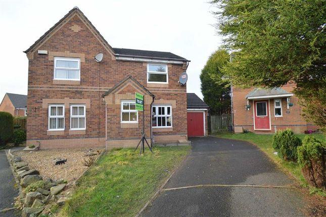 Thumbnail Semi-detached house to rent in Wareham Close, Accrington