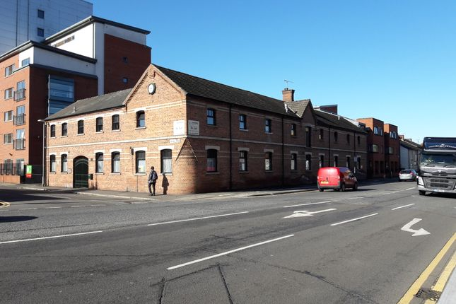 Thumbnail Block of flats for sale in Holmes Road, Lincoln