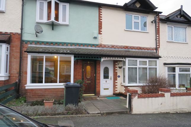 Thumbnail Terraced house for sale in Dunsford Road, Bearwood, Smethwick