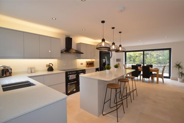 Thumbnail Detached house for sale in Cedar House Gravel Hill Road, Yate, Bristol