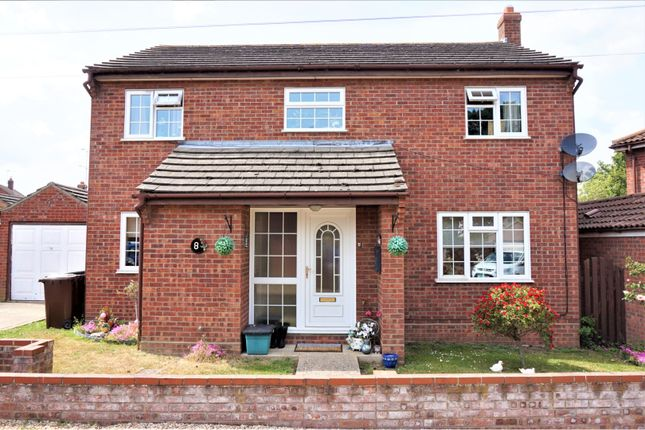 Thumbnail Detached house for sale in Poppy Gardens, Colchester