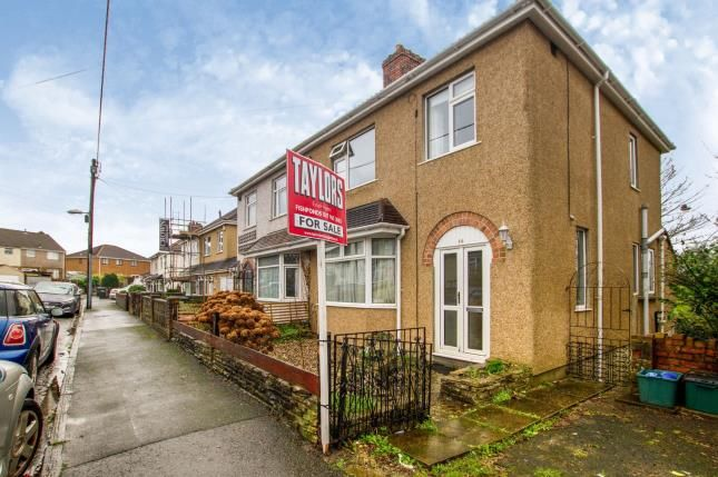 Thumbnail Semi-detached house for sale in Vera Road, Fishponds, Bristol