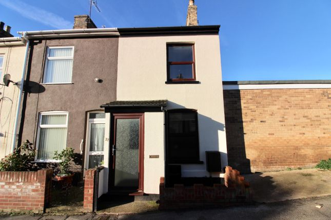 3 bed end terrace house to rent in Cambridge Road, Lowestoft NR32