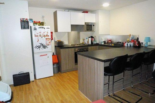 Communal Kitchen of Bradshawgate, Bolton BL1