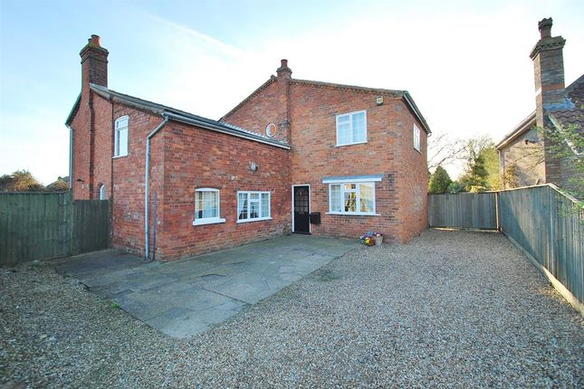 Thumbnail Detached house for sale in Ivy Cottage, Main Road, Sibsey