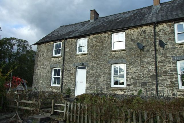 Thumbnail Cottage to rent in Garth, Llangammarch Wells