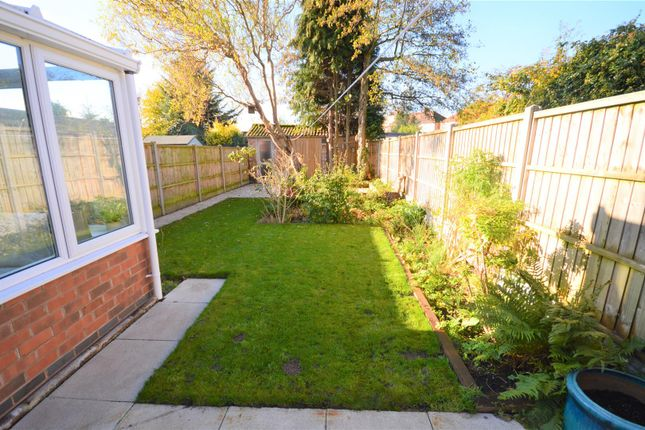 Garden of Quinton Road, Cheylesmore, Coventry CV3