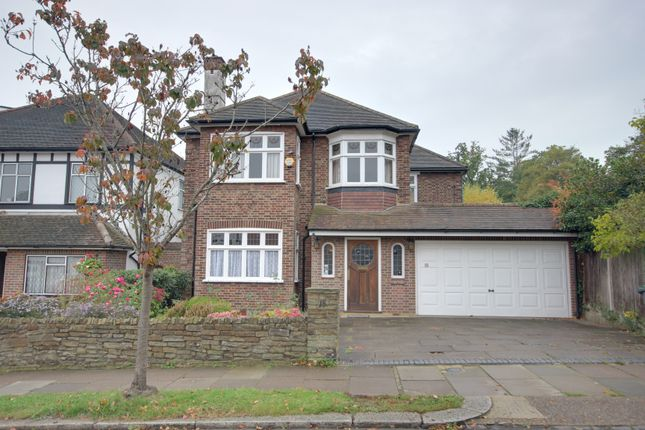 Thumbnail Detached house for sale in Downes Court, Winchmore Hill
