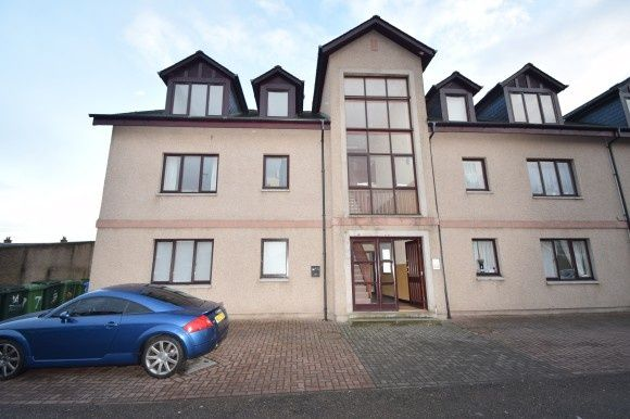 Thumbnail Flat to rent in Telford Court, Inverness