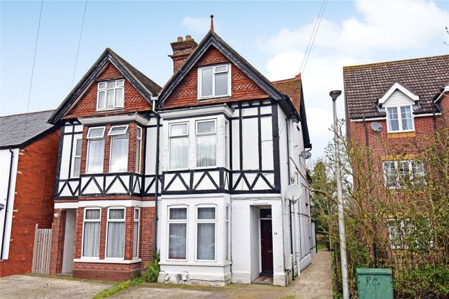 Thumbnail Semi-detached house for sale in Queens Road, Newbury