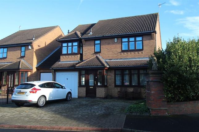 Detached house for sale in Murrayfield, Seghill, Cramlington
