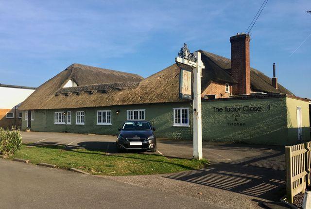 Thumbnail Pub/bar for sale in Ferringham Lane, Ferring