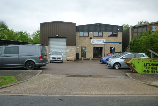Thumbnail Industrial for sale in Boulton Road, Stevenage