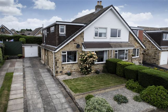 Thumbnail Semi-detached house for sale in Priory Way, Mirfield, West Yorkshire