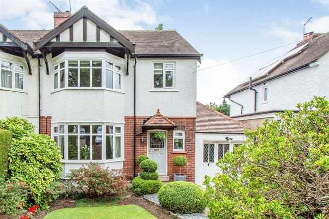 Thumbnail Semi-detached house for sale in Knowle Lane, Sheffield