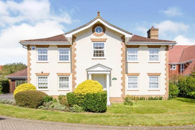 Thumbnail Detached house for sale in Prestwick Road, Great Denham, Bedford, Bedfordshire