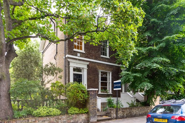 Thumbnail Semi-detached house for sale in Canonbury Park North, London