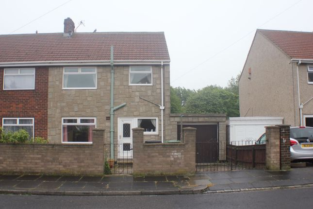 Thumbnail Semi-detached house for sale in Farndale Road, Seaton Carew, Hartlepool