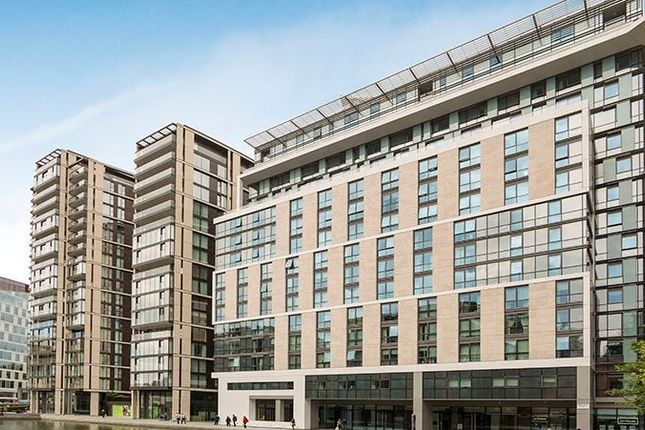 Thumbnail Flat to rent in Merchant Square, 1An