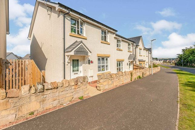 Thumbnail Semi-detached house for sale in Neatoune Court, Danderhall, Dalkeith, Midlothian