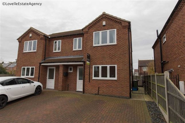 Thumbnail Property for sale in Fenners Avenue, Bottesford, Scunthorpe
