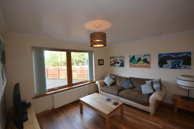 Thumbnail Flat to rent in Barn Church Road, Culloden, Inverness