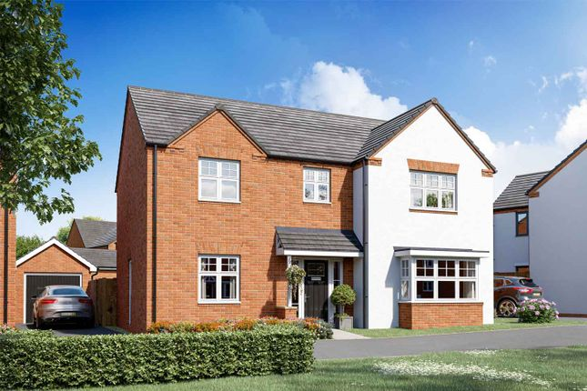 """Thumbnail Detached house for sale in """"The Cottingham"""" at Tewkesbury Road, Twigworth, Gloucester"""