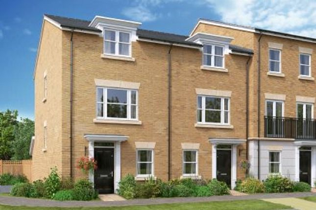 Thumbnail Town house for sale in Oaklands, Parsonage Road, Horsham, West Sussex