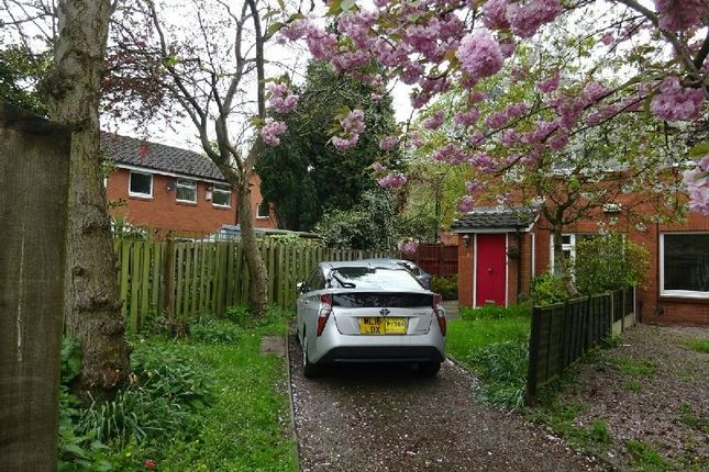 Thumbnail Semi-detached house for sale in Sudbury Close, Old Trafford, Manchester