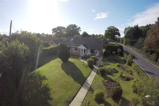 4 bed detached bungalow for sale in Westerfield Road, Westerfield, Ipswich, Suffolk