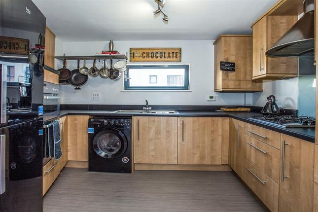 Kitchen of St Margarets Court, Maritime Quarter, Swansea SA1