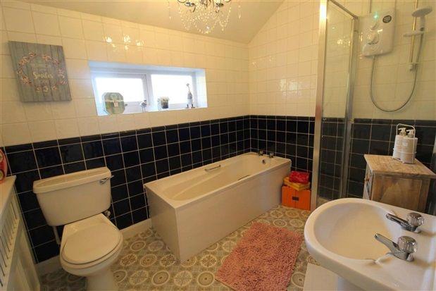 Family Bathroom of Mercer Road, Lostock Hall, Preston PR5