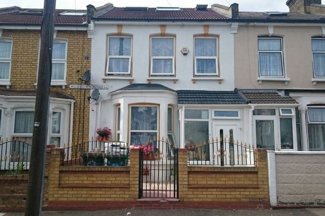 Thumbnail Terraced house for sale in Westdown Road, Stratford